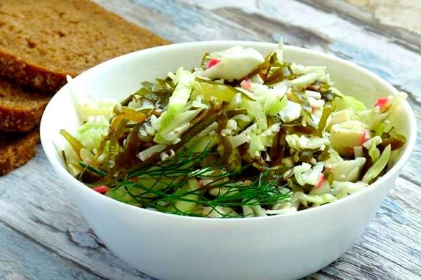 Где купить салат из морской капусты в Липецке лучше всего?