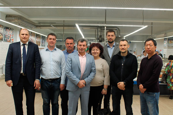 Липецк посетили представители делегации Правительства Москвы