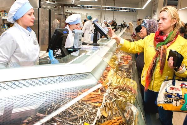 Теперь несложно купить рыбу в Липецке недалеко от дома