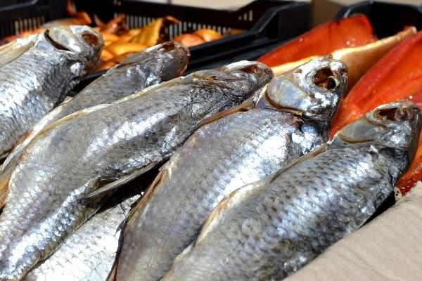 Вяленая рыба собственного производства для жителей Липецка